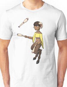 The Satyr Club Juggler Unisex T-Shirt
