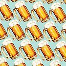 Beer Pattern by KellyGilleran