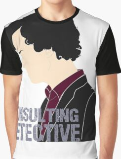 Consulting Detective 3 Graphic T-Shirt