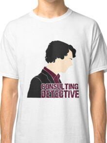 Consulting Detective 4 Classic T-Shirt