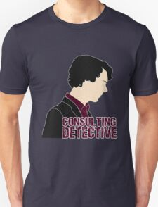 Consulting Detective 4 Unisex T-Shirt