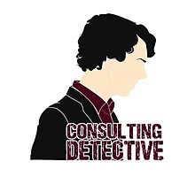 Consulting Detective 4 Photographic Print