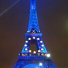 Parisian Blue by Sarah Jane Bingham