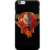 Ming the Merciless  iPhone Case/Skin