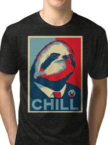 vote sloth Tri-blend T-Shirt