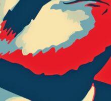 vote sloth Sticker