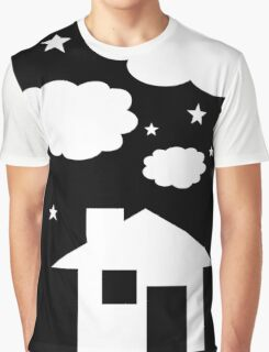 My Home Graphic T-Shirt