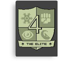 The Elite Four Canvas Print