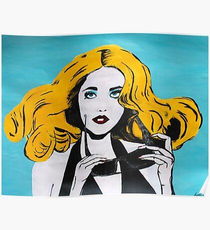 Lady Gaga Poster