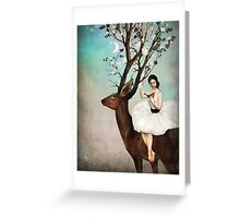 The Wandering Forest Greeting Card