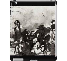 Ink Drawing iPad Case/Skin