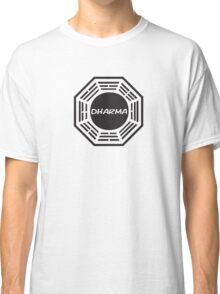 The Dharma Initiative Classic T-Shirt