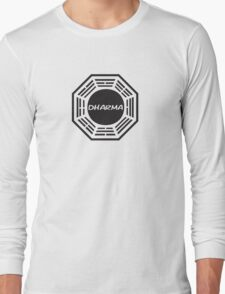 The Dharma Initiative Long Sleeve T-Shirt