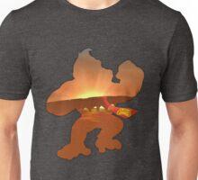 Donkey Kong Sunrise Unisex T-Shirt