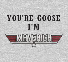 I'M MAVERICK One Piece - Long Sleeve