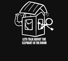 Let's Talk About The Elephant In The Room Unisex T-Shirt