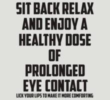 Bo Burnham - Prolonged Eye Contact by Syd The Kid
