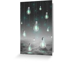 Shine From Within (Shine Bright Series) • Mint Glow Greeting Card