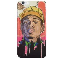 Chance 3 - Coloring Book iPhone Case/Skin