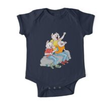Puppy Pack One Piece - Short Sleeve