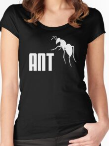 parody Ant style Women's Fitted Scoop T-Shirt
