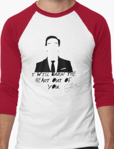 The Consulting Criminal Men's Baseball ¾ T-Shirt