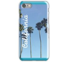Original photo - California palm trees iPhone case  iPhone Case/Skin