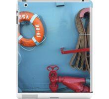 Boat Equipment iPad Case iPad Case/Skin