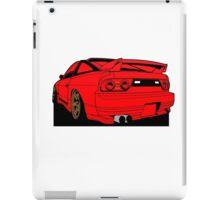 180sx   240sx   s13   Jdm iPad Case/Skin