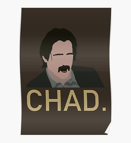 Chad. Poster