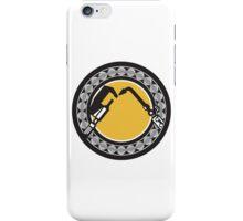 Welding Torch Caliper Ball Bearing Circle Retro iPhone Case/Skin