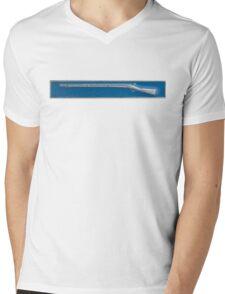 Expert Infantry Badge Mens V-Neck T-Shirt