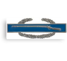 Combat Infantry Badge Canvas Print