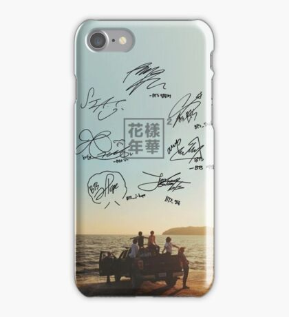 BTS phone case #19 iPhone Case/Skin