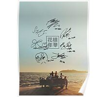 BTS phone case #19 Poster