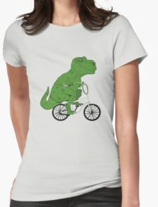 trex-bike Womens Fitted T-Shirt