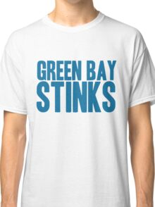 Detroit Lions -- Green Bay Stinks !! Classic T-Shirt