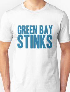Detroit Lions -- Green Bay Stinks !! T-Shirt