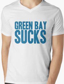 Detroit Lions - Green Bay sucks Mens V-Neck T-Shirt