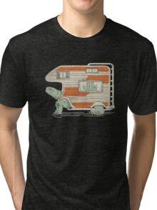 turtle camper Tri-blend T-Shirt