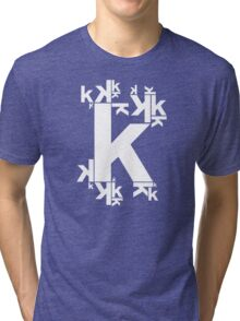 KAFKA (BLACK) Tri-blend T-Shirt