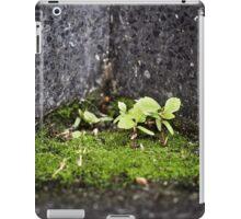 { Corners: where the walls meet #02 } iPad Case/Skin