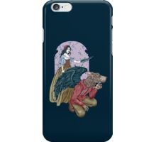 Love Gives Us Wings iPhone Case/Skin