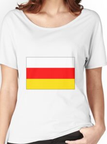 South Ossetia (Tskhinvali Region) Women's Relaxed Fit T-Shirt