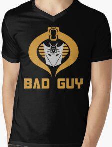 Bad Guy Mens V-Neck T-Shirt