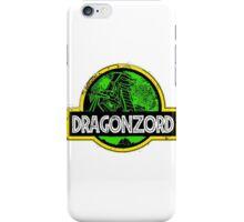 DragonZord  iPhone Case/Skin