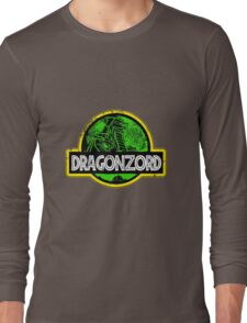 DragonZord  Long Sleeve T-Shirt
