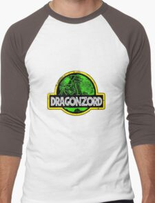 DragonZord  Men's Baseball ¾ T-Shirt