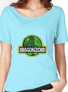 DragonZord  Women's Relaxed Fit T-Shirt