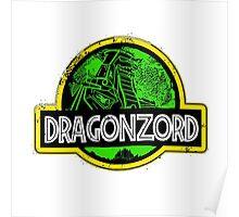 DragonZord  Poster